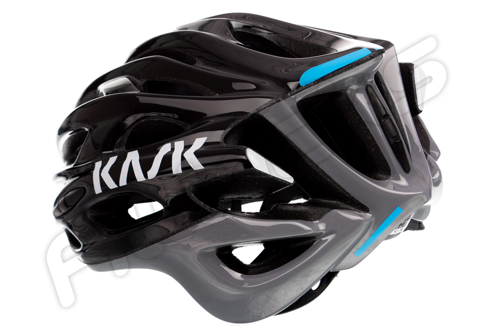 Kask Kask, Mojito X, Black/Ash/Light Blue, Large