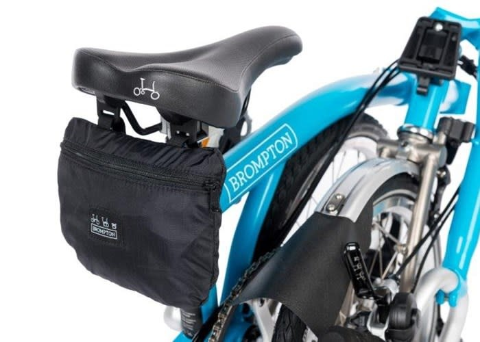 Brompton Brompton Bike cover, with intergrated pouch
