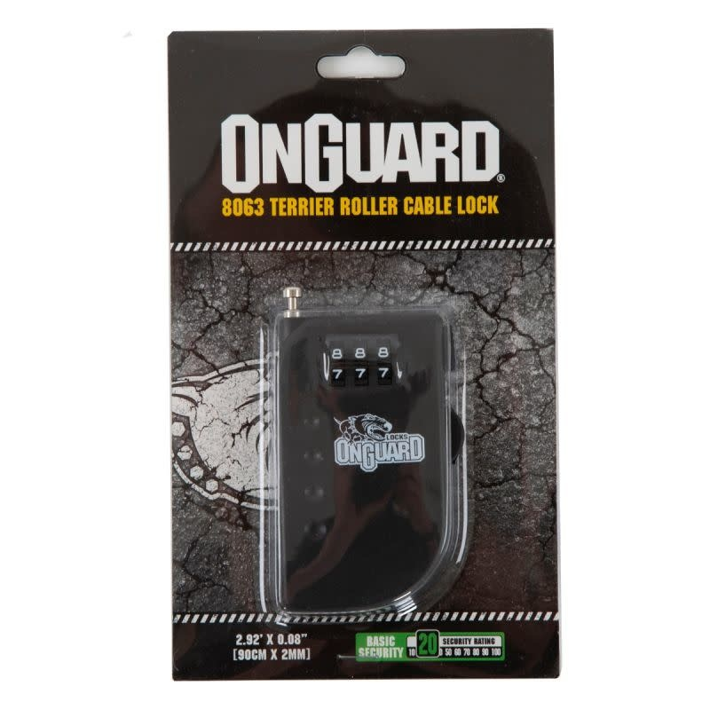 ONGUARD OnGuard 8063 Terrier Roller Cafe Lock