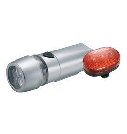 LIGHT SET 3X 3 LED FRONT 3 LED REAR
