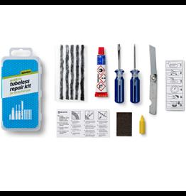 Weldtite Tubeless repair kit - For External use