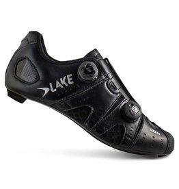 LAKE Lake CX241 Black/Silver 42 Cycling Shoes
