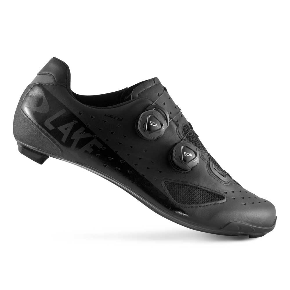 LAKE Lake CX238  Black/Black 44.5 Cycling Shoes
