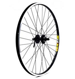 "KX wheels KX MTB 27.5"" 650B Doublewall Q/R Screw On Wheel Disc Brake in Black (Rear)"