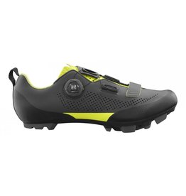 Fizik Fizik X5 Terra Grey/Yellow Shoes 43