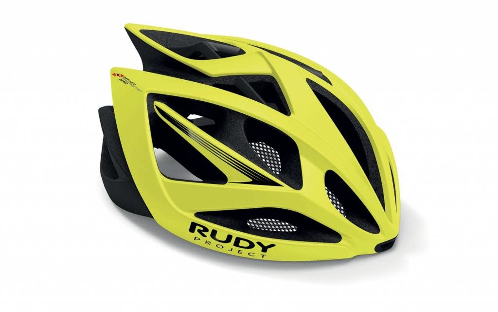 Rudy Project Rudy Project Airstorm Yellow Fluo/Black Matte L