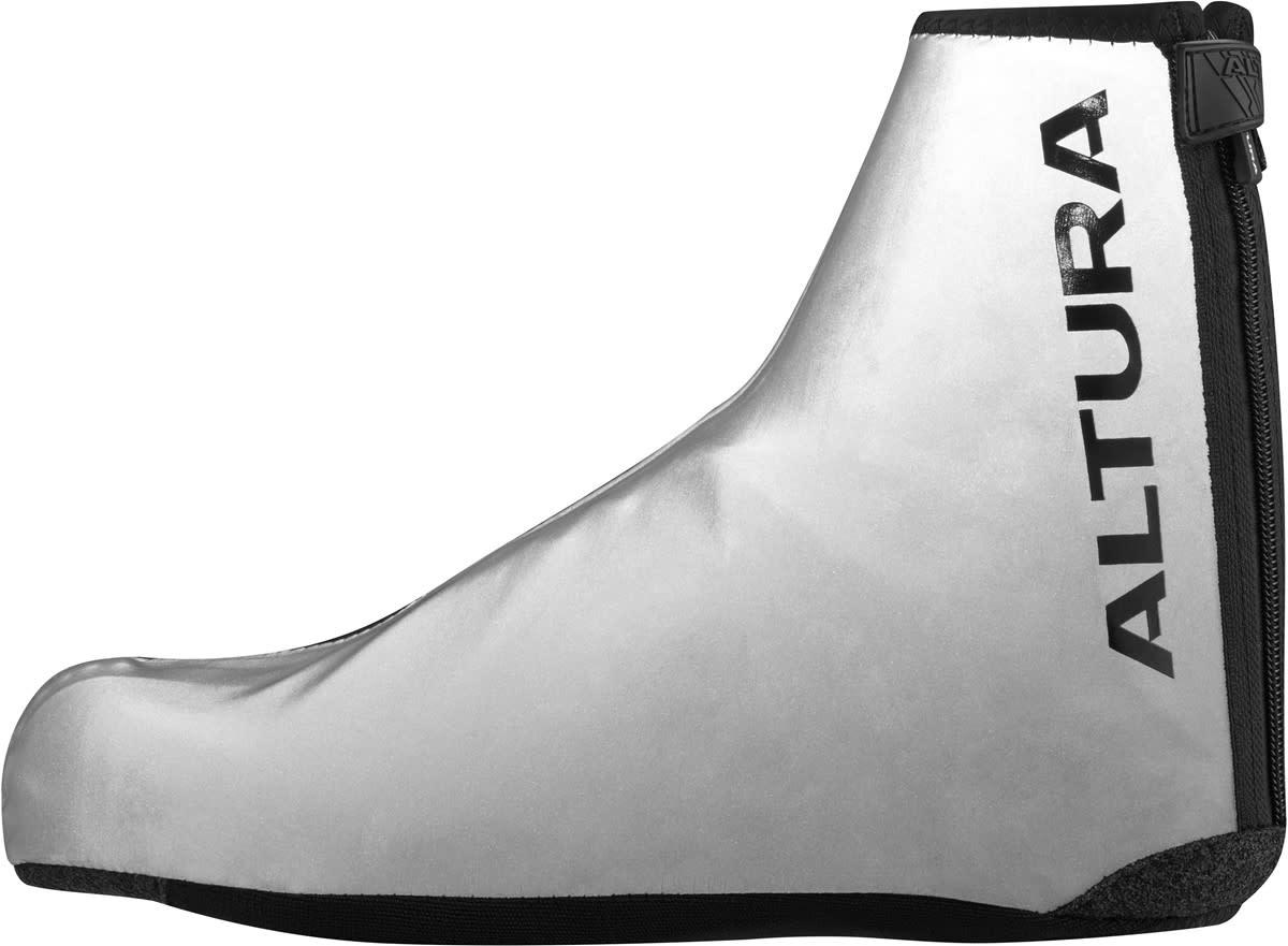 Altura Altura Thermo Elite Overshoe Reflective/Blk L 2017