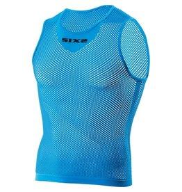 Sixs SMR2 Mesh vest - Blue - one size