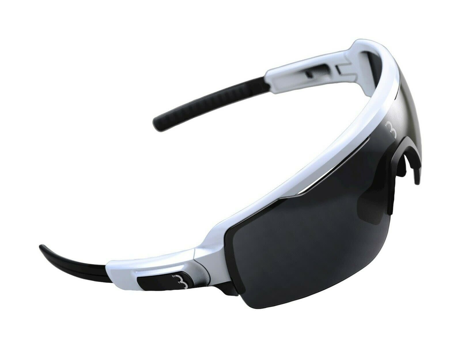 BBB BBB BSG-61 Commander (Gloss White, Smoke Lens)