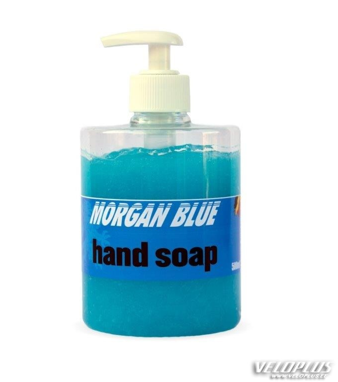 Morgan Blue morgan blue pro hand soap