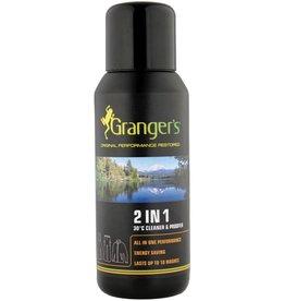 GRANGERS 2-IN-1 CLEANER 300ml: