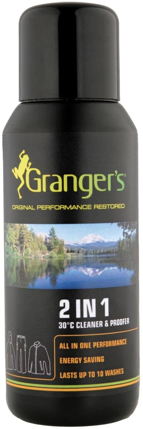 GRANGERS 2-IN-1 CLEANER 300ml: