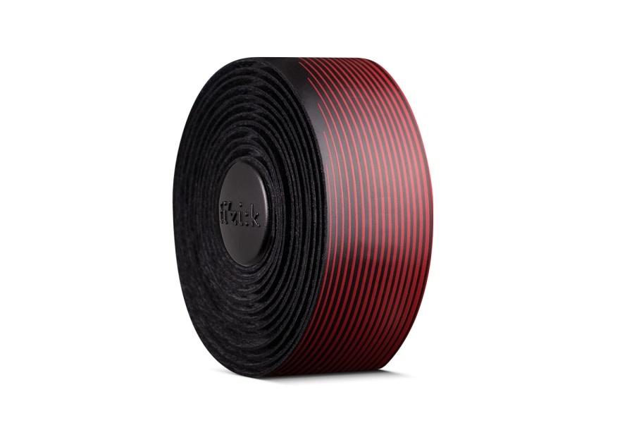 Fizik FIZIK VENTO MICROTEX TACKY BI-COLOUR TAPE (Red)