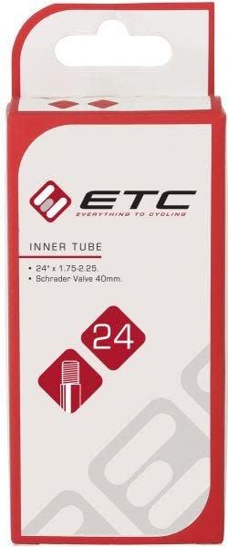 """ETC 24"""" Schrader valve 40mm"""