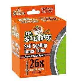 """Dr Sludge 26"""" Schrader Self Sealing Tube"""