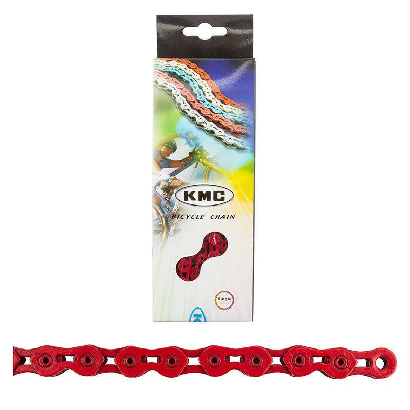 KMC K710SL COLOUR KOOL 1SPD RED 100L
