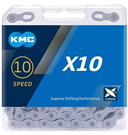 KMC X10 Grey 114L