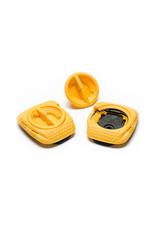Speedplay 14115 Zero AERO walkable Cleat set Yellow
