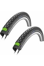 Schwalbe Schwalbe Marathon Cross RaceGuard Tyre (Wired) - 700 x 38mm