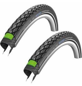Schwalbe Tyres Schwalbe Marathon Cross RaceGuard Tyre (Wired) - 700 x 38mm