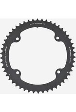 112/145pcd 4-Arm Campagnolo Chainrings Anthracite 36t