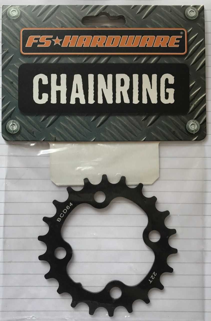 FS Hardware Chainring 22 T 64 BCD
