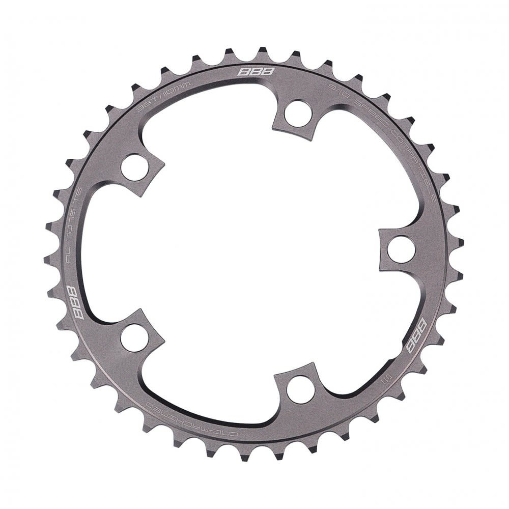 BBB BCR-31 - CompactGear Chainring (S9/10, 110BCD, 36T)