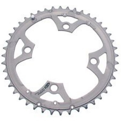 FC-M540 Deore 44T chainring silver Silver 44 teeth