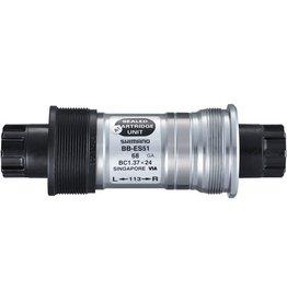 Shimano BB-ES51 bottom bracket 73 - 113 mm Silver/Black 73 - 113 mm