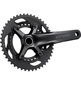 Shimano FC-RX600 GRX chainset 46 / 30, double, 10-speed, 2 piece design, 172.5 mm