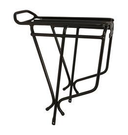 oxford Oxford Alloy Luggage Rack - Black