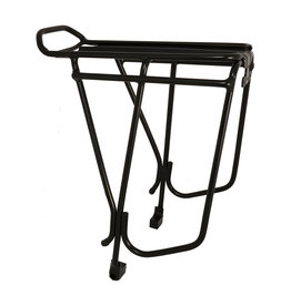 oxford Oxford Alloy Luggage Rack Disc Compatible Black
