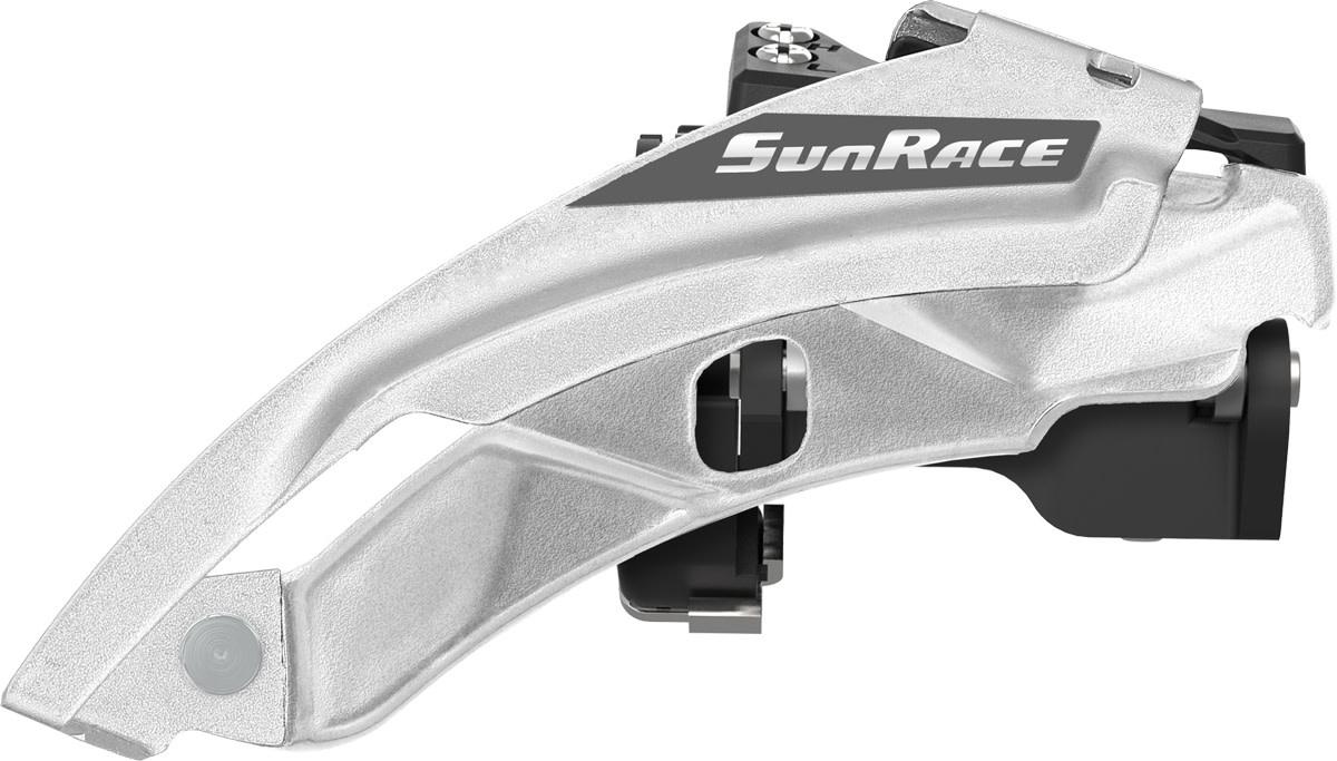 SunRace FDM500 Front Derailleur 3 x 7/8 Speed Dual Pull