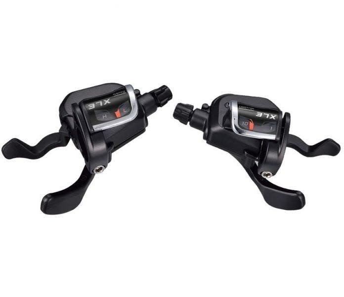 Microshift Marvo XLE 2 X 10 Speed Shifters