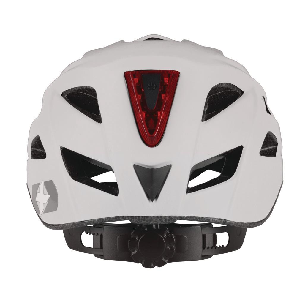 oxford Oxford Metro-V Helmet Matt White M/L
