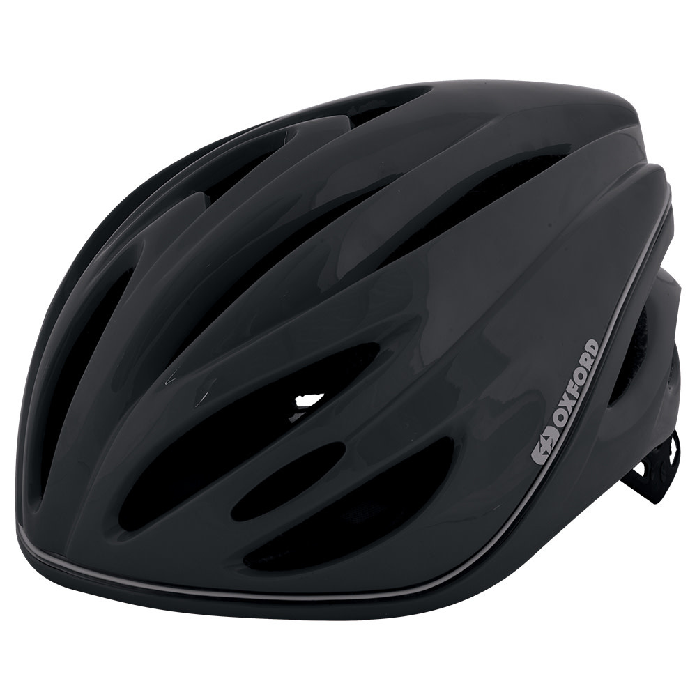 oxford Metro-Glo Helmet Black M