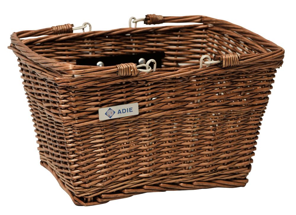 Adie Wicker Shopping Basket