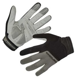 Endura Hummvee Plus Glove II: Black - XL