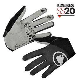 Hummvee Lite Icon Glove: Black - XXL