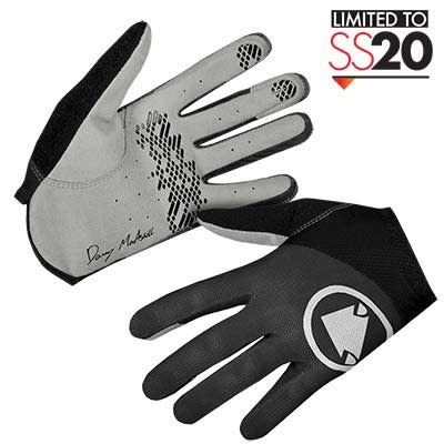 Endura Hummvee Lite Icon Glove: Black - S