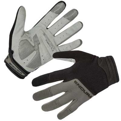 Endura Hummvee Plus Glove II: Black - M