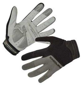 Hummvee Plus Glove II: Black - L