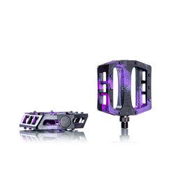 Demolition Trooper Nylon Pedal - Black/Purple