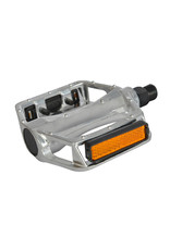 oxford Oxford Alloy Eco Platform Pedals 9/16'' Silver
