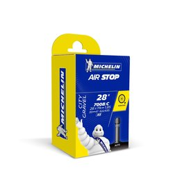 Michelin Airstop Road Inner Tube - 700c x 35-47mm (Schrader)