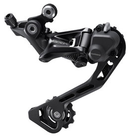 Shimano RD-RX400 GRX 10-speed rear derailleur, Shadow+, for double