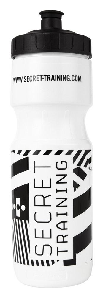Stealth 750ml Plastic Bottle in White