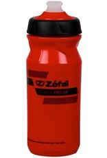 Zefal Zefal Sense Pro 650ml Water Bottle Red/ Black