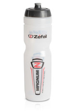 Zefal Magnum Clear 1ltr Bottle