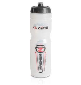 Zefal Zefal Magnum Clear 1ltr Bottle